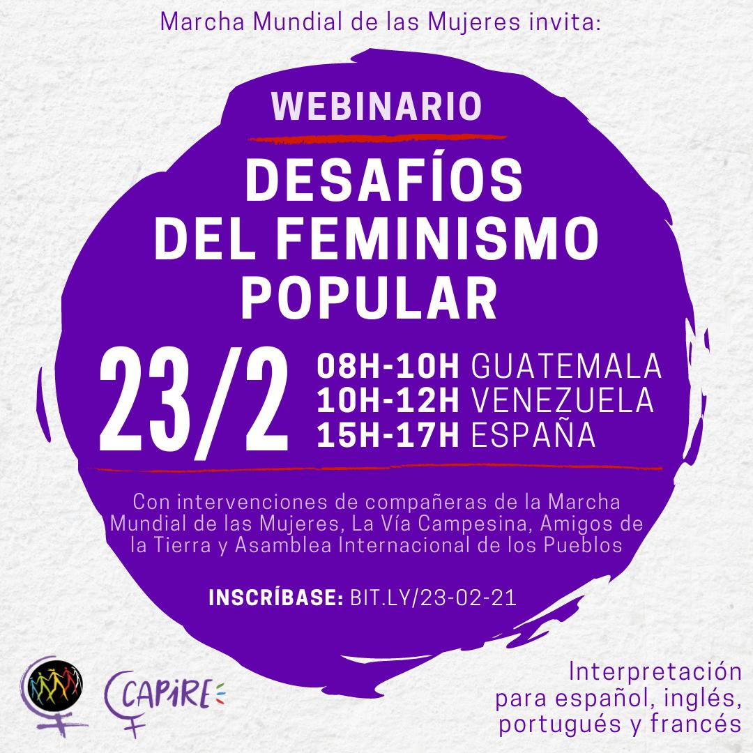 """Challenges of popular feminism"""