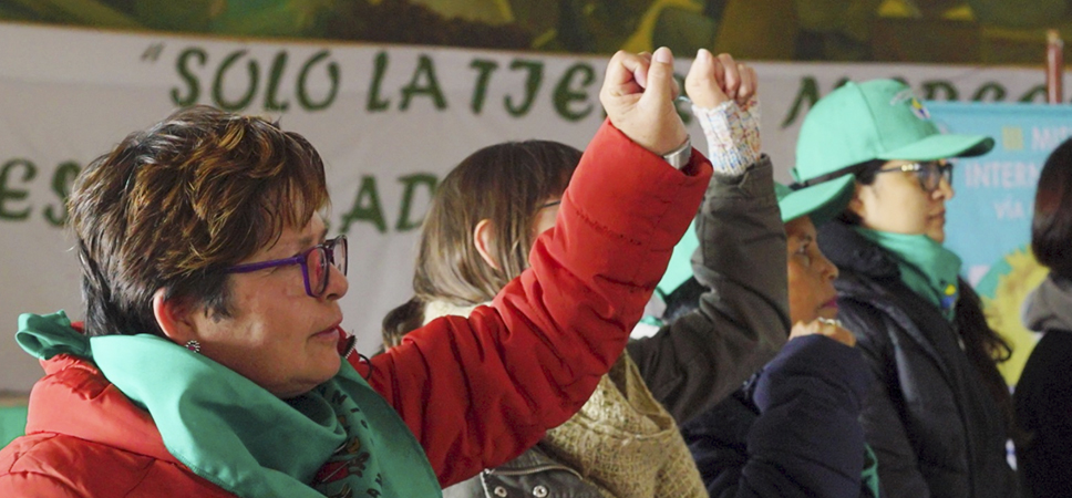 PHOTO GALLERY OF 3RD SOLIDARITY MISSION OF VÍA CAMPESINA TO COLOMBIA