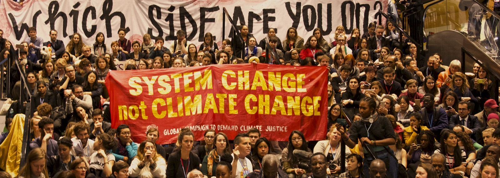 People in over 150 countries get ready to mobilise against climate change inaction