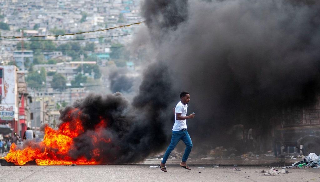 Haiti: A social minefield