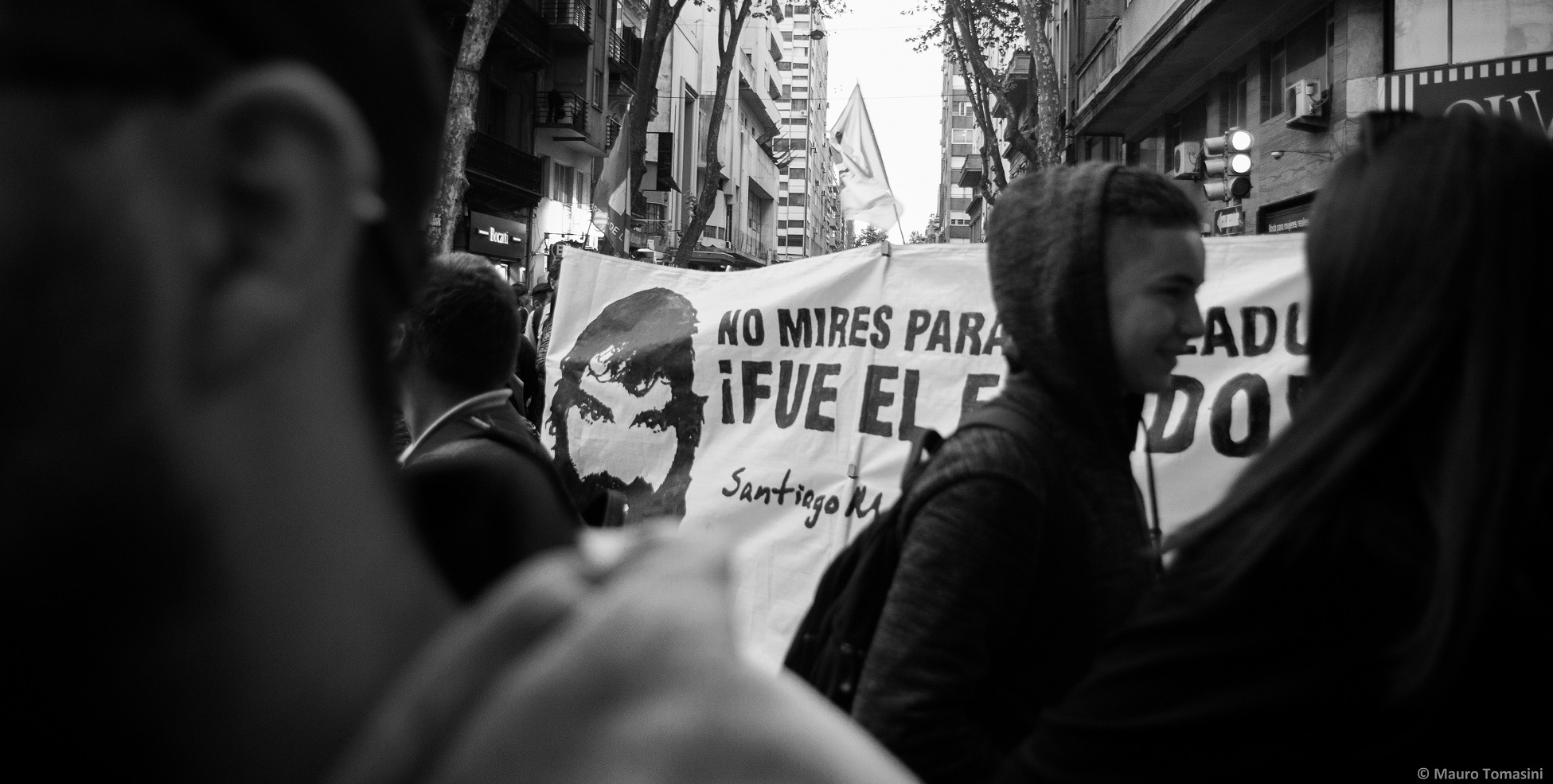 """""""Santiago worked in solidarity together with the people"""""""