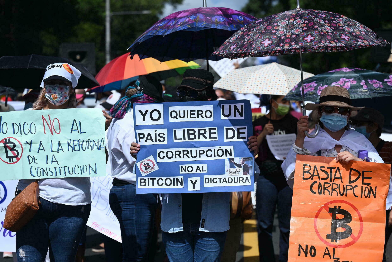 """""""We are living a nightmare in El Salvador"""""""