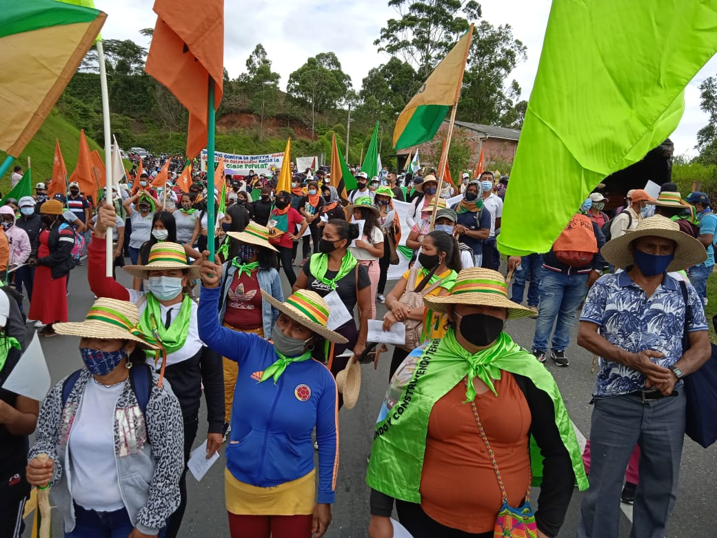 Colombia: Mobilization Continues To Grow