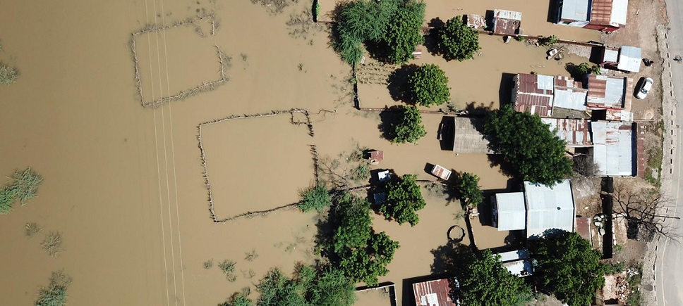 "Mozambique after cyclone IDAI: ""People know this is climate chaos"""
