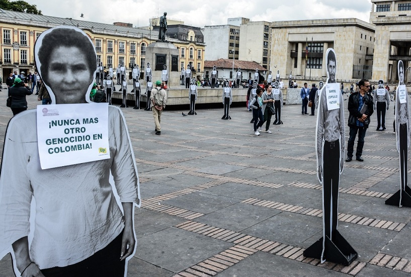 Colombia: systematic murders of social leaders multiply during the pandemic